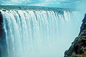 Зимбабве - водопад Виктория
