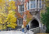 Экскурсия по университету IUC