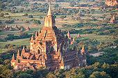 Бирма - страна золотых пагод